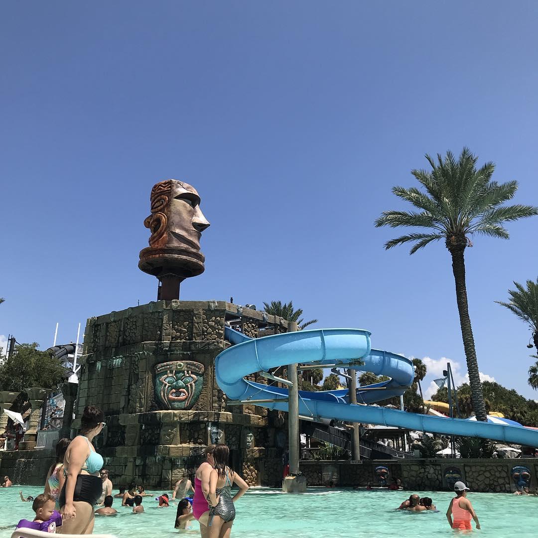 Destin Things To Do - Big Kahuna's Water and Adventure Park - Original Photo