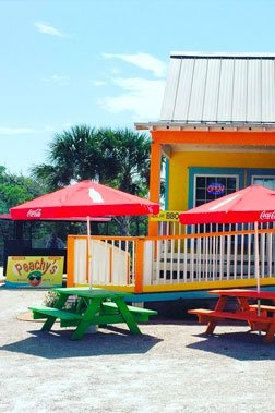 Cape San Blas Restaurants