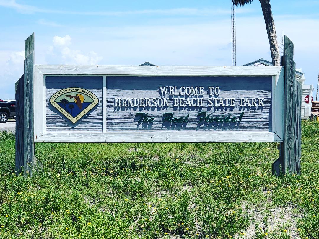 Destin Things To Do - Henderson Beach State Park - Original Photo
