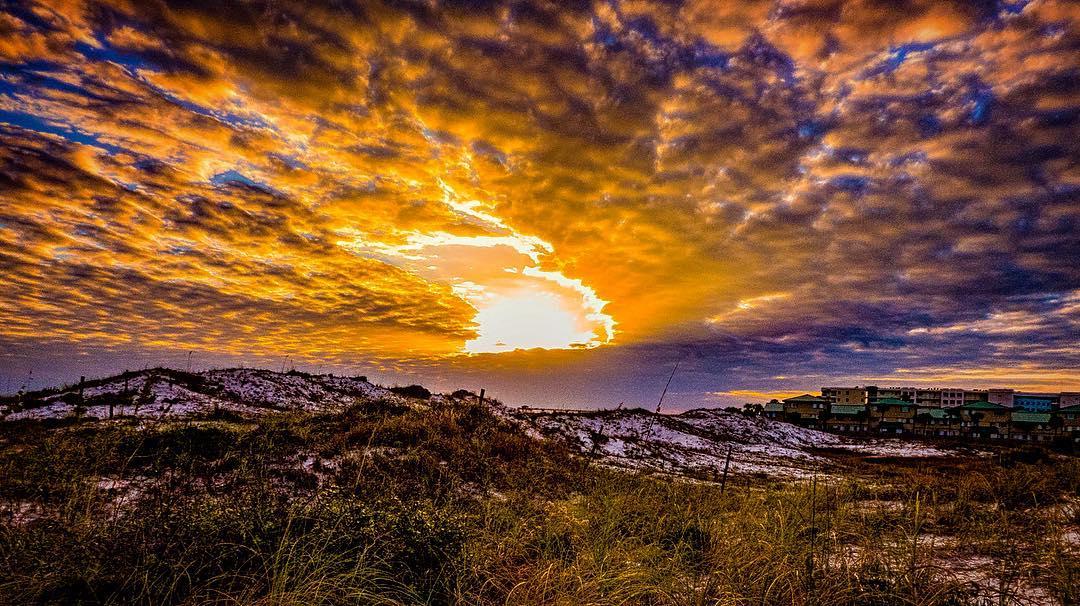 Destin Things To Do - John Beasley Beach Park - Original Photo