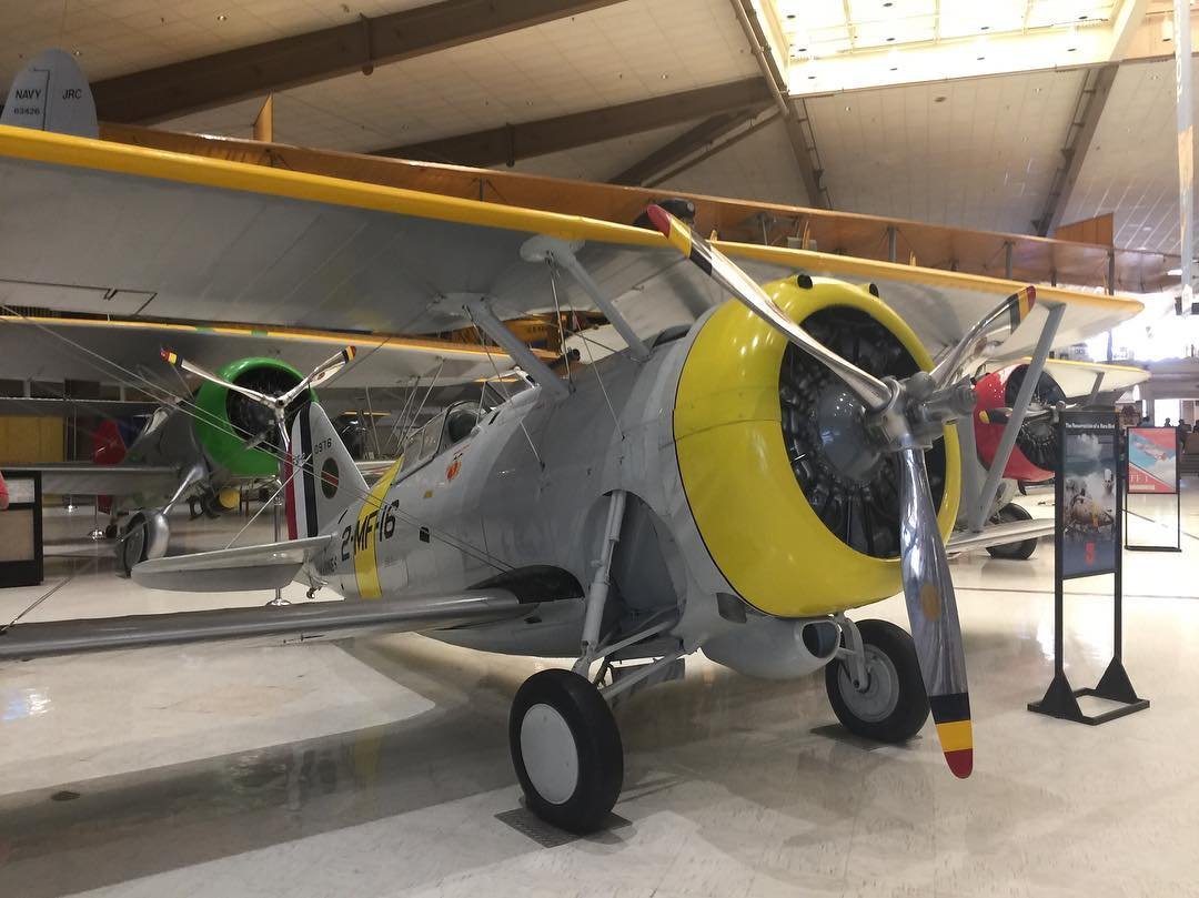5 Reasons to Visit the National Naval Aviation Museum in Pensacola