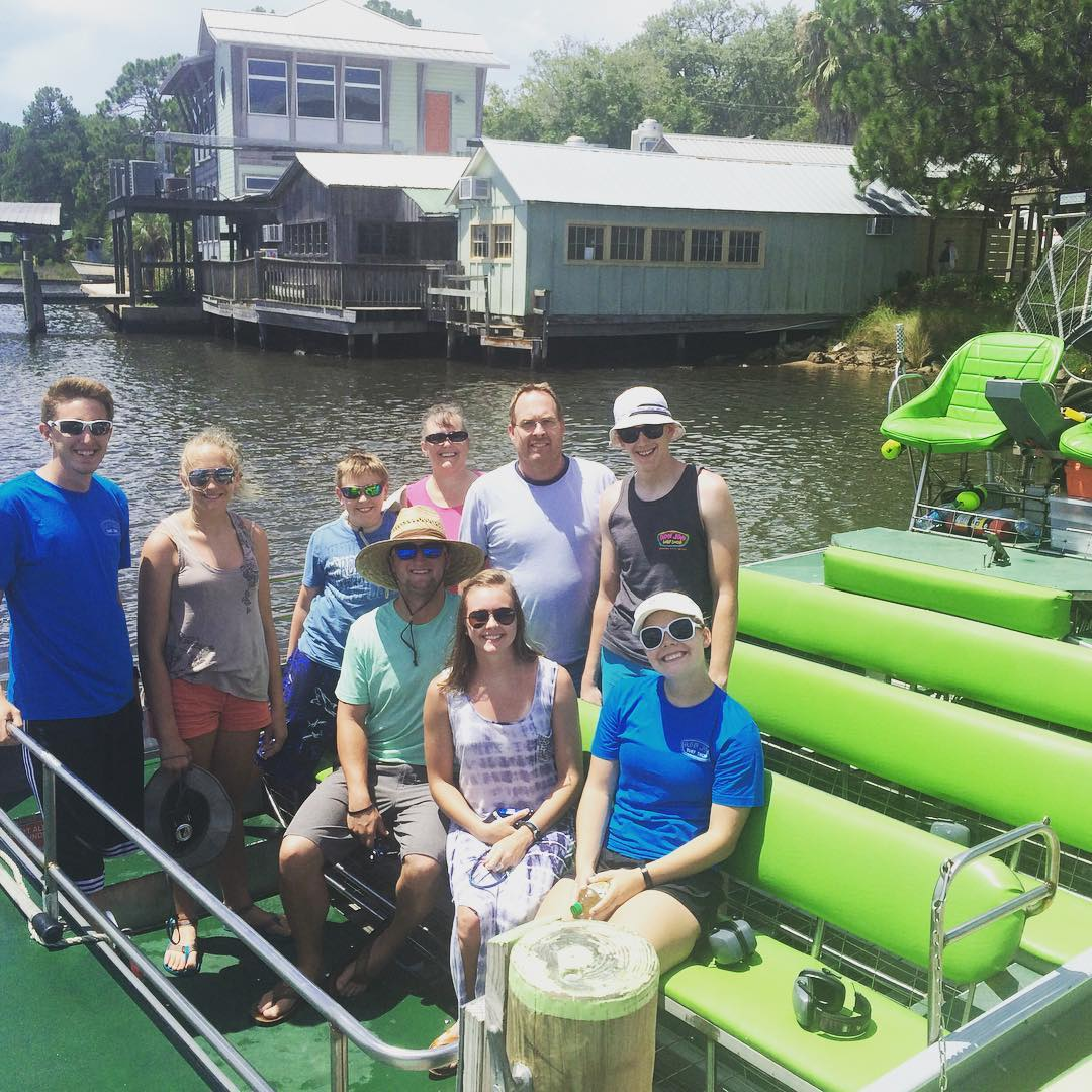 Review Of Wild Thang Airboat Tours In