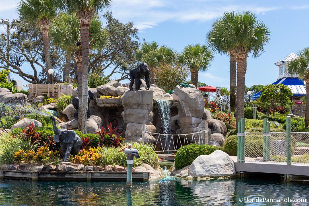 Panama City Beach Things To Do - Coconut Creek Family Fun Park - Original Photo