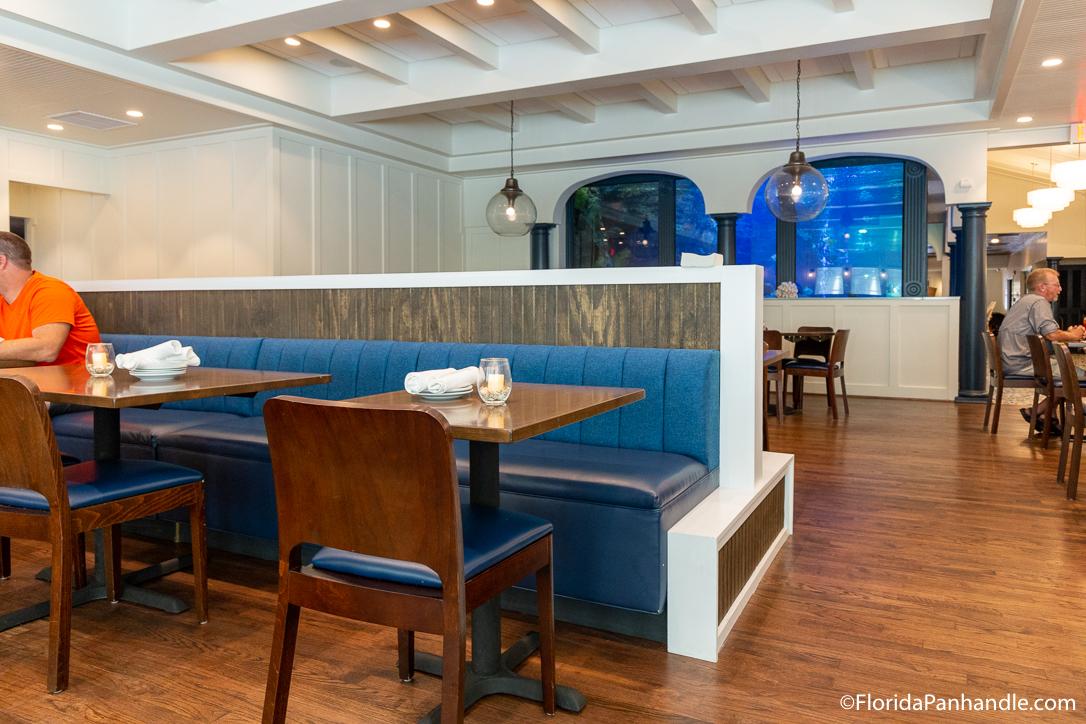 Panama City Beach Restaurants - Saltwater Grill - Original Photo