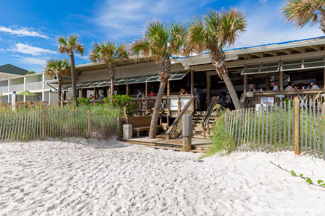 Panama City Beach Restaurants - Schooners - Original Photo