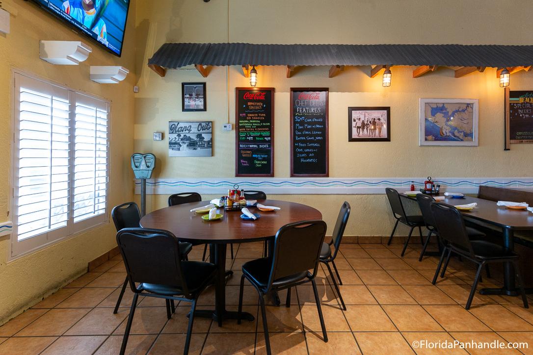 Panama City Beach Restaurants - Dee's Hang Out - Original Photo
