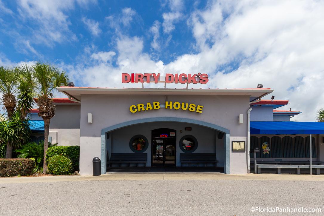Panama City Beach Restaurants - Dirty Dick's Crab House - Original Photo