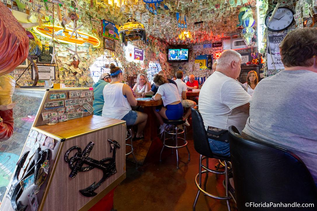Panama City Beach Restaurants - Dusty's Oyster Bar & Dining - Original Photo