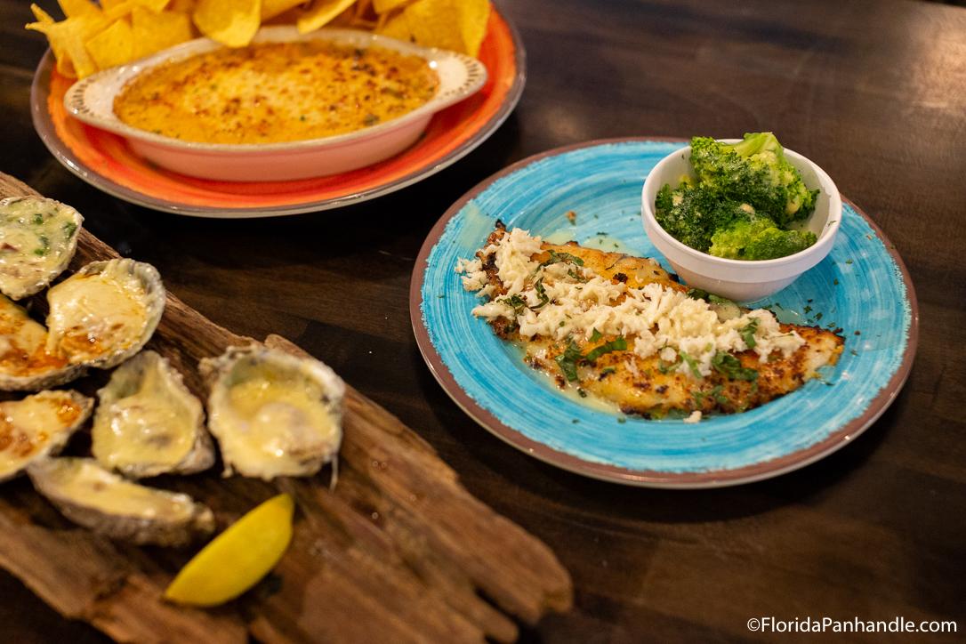 Panama City Beach Restaurants - Hammerhead Fred's - Original Photo