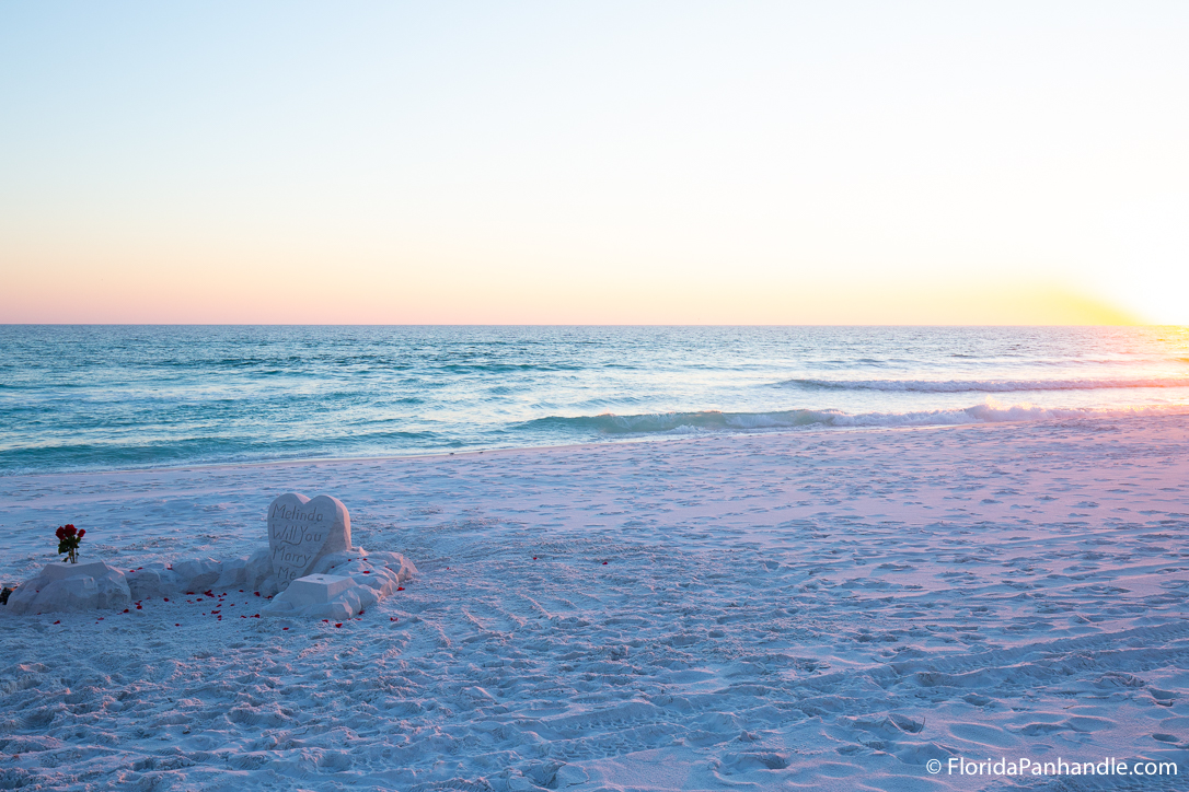 Destin Things To Do - Destin SandCastle Lessons - Original Photo