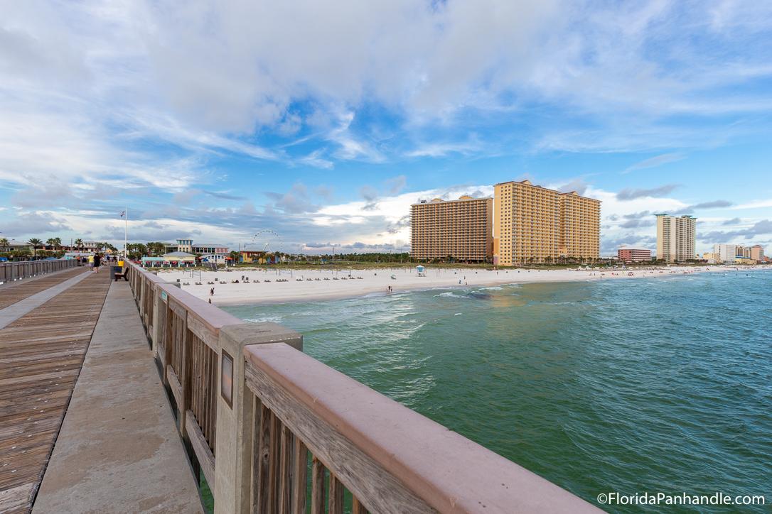 Panama City Beach Things To Do - Russell-Fields Pier - Original Photo