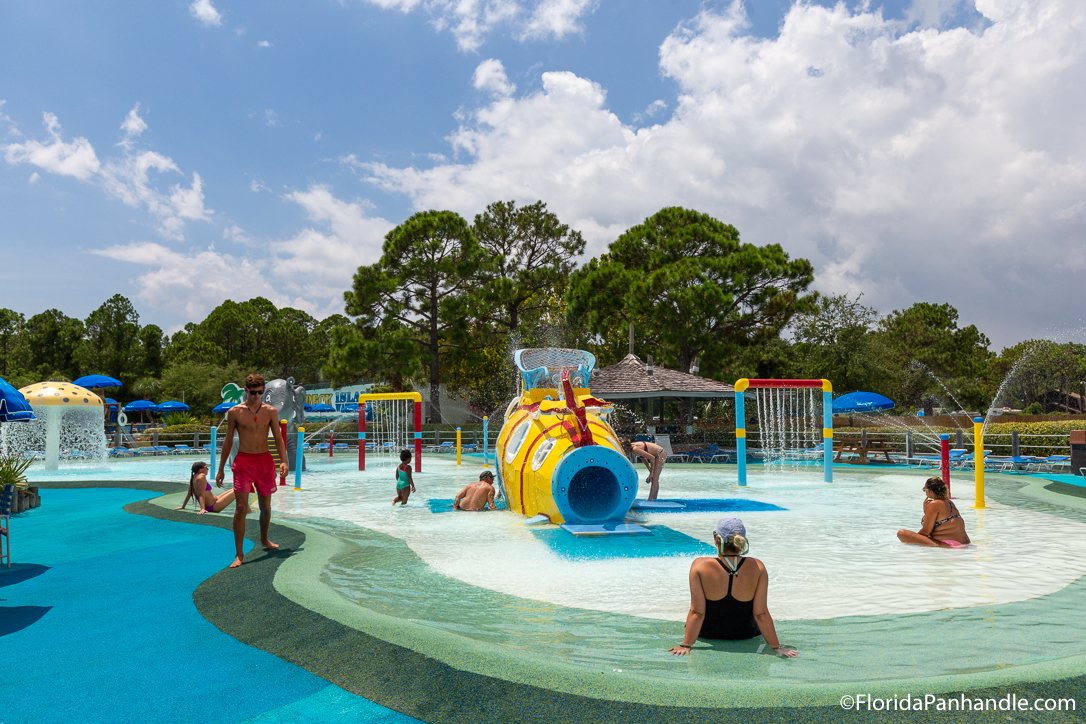 Panama City Beach Things To Do - Shipwreck Island Waterpark - Original Photo