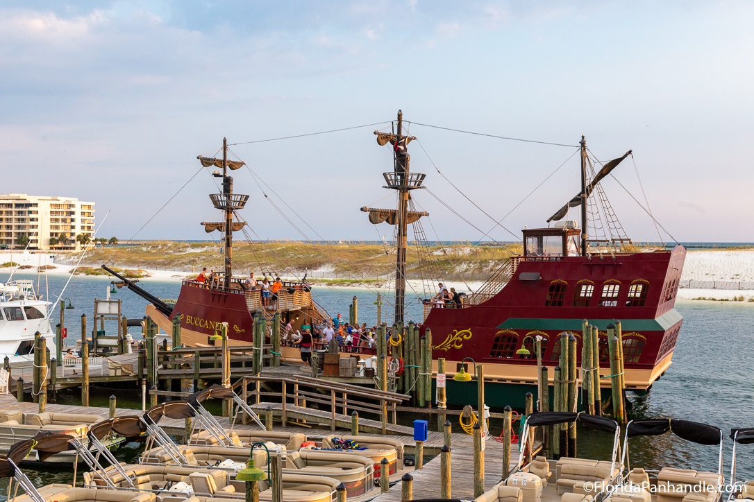 Destin Things To Do - Buccaneer Pirate Cruise - Original Photo