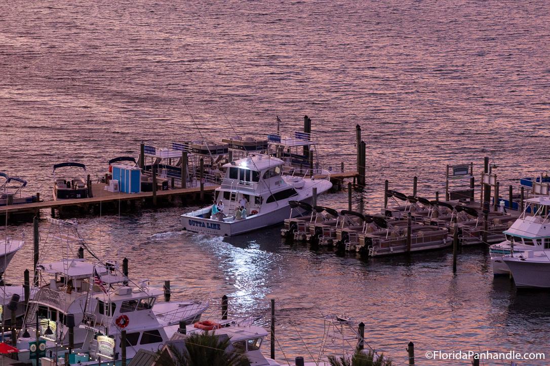 Destin Things To Do - Destin Harbor Boardwalk - Original Photo