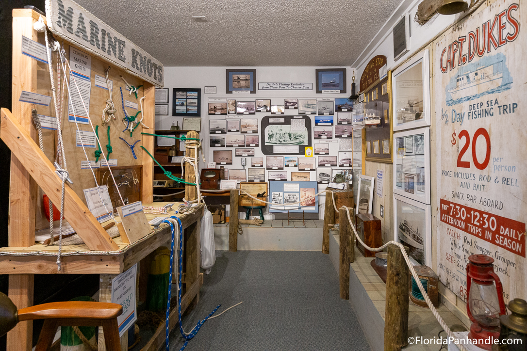 Destin Things To Do - Destin History & Fishing Museum - Original Photo