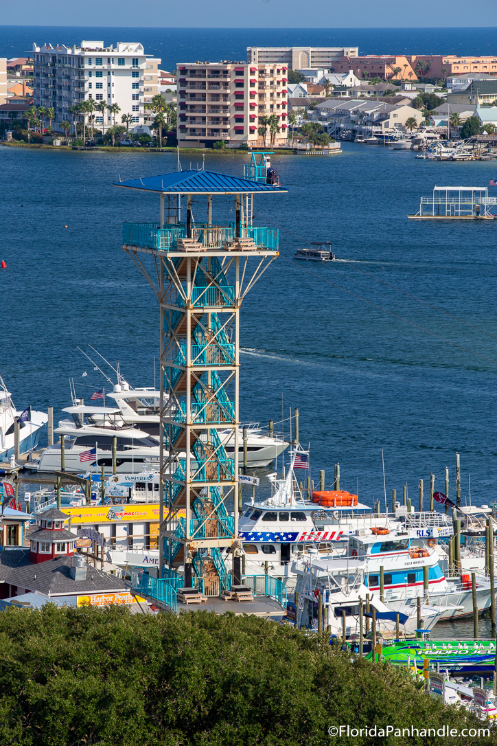 Destin Things To Do - HarborWalk Adventures - Original Photo