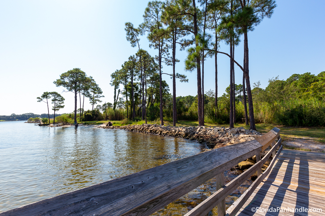 Destin Things To Do - Mattie Kelly Park and Nature Walk - Original Photo