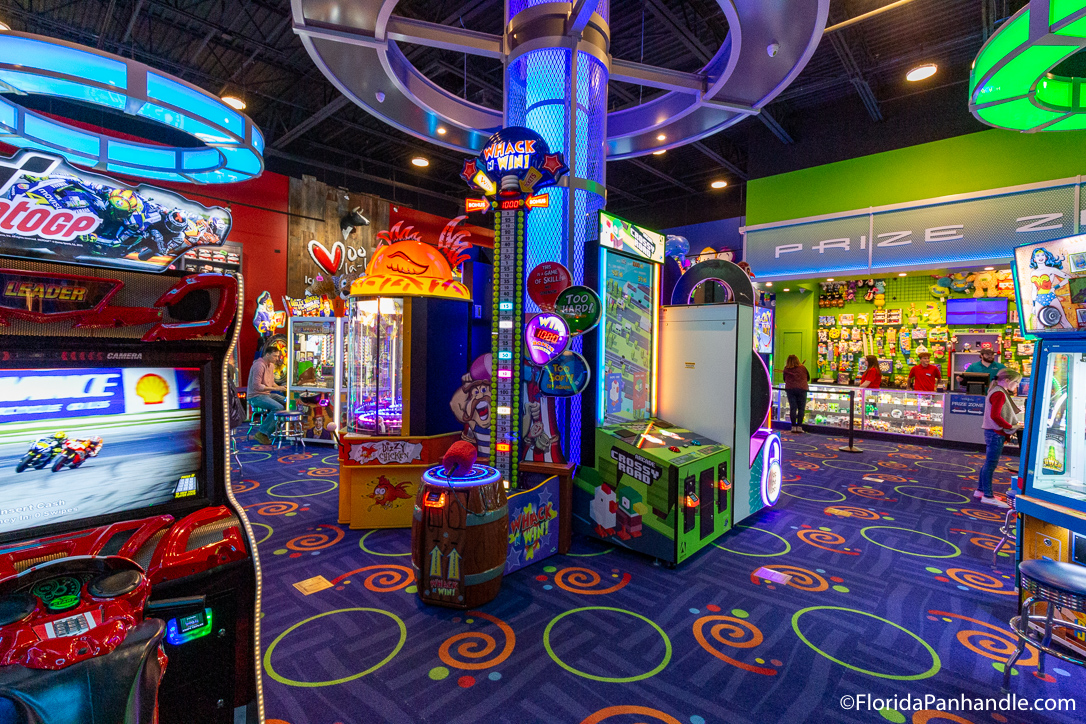 Destin Things To Do - Thrills Laser Tag and Arcade - Original Photo
