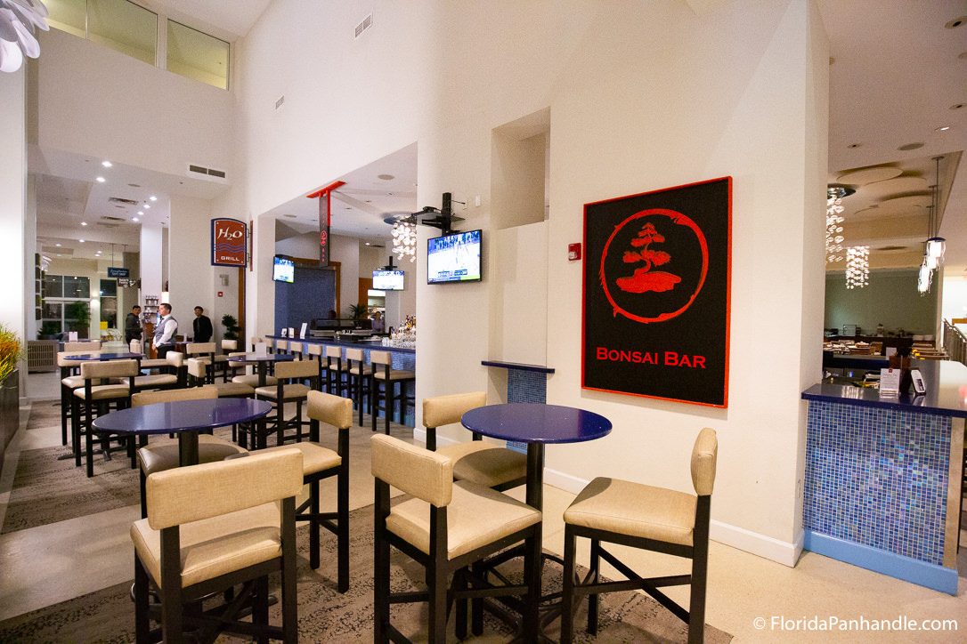 Unbiased Review Of H2o Grill And Bonsai Sushi Bar
