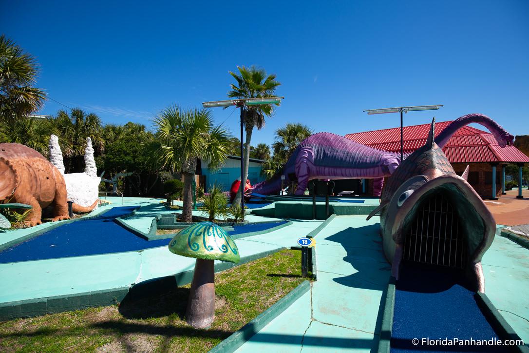 Panama City Beach Things To Do - Goofy Golf - Original Photo