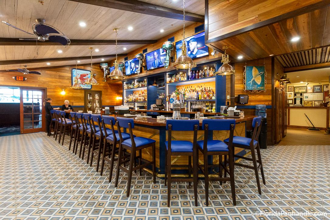 Panama City Beach Restaurants - Capt. Anderson's Restaurant - Original Photo