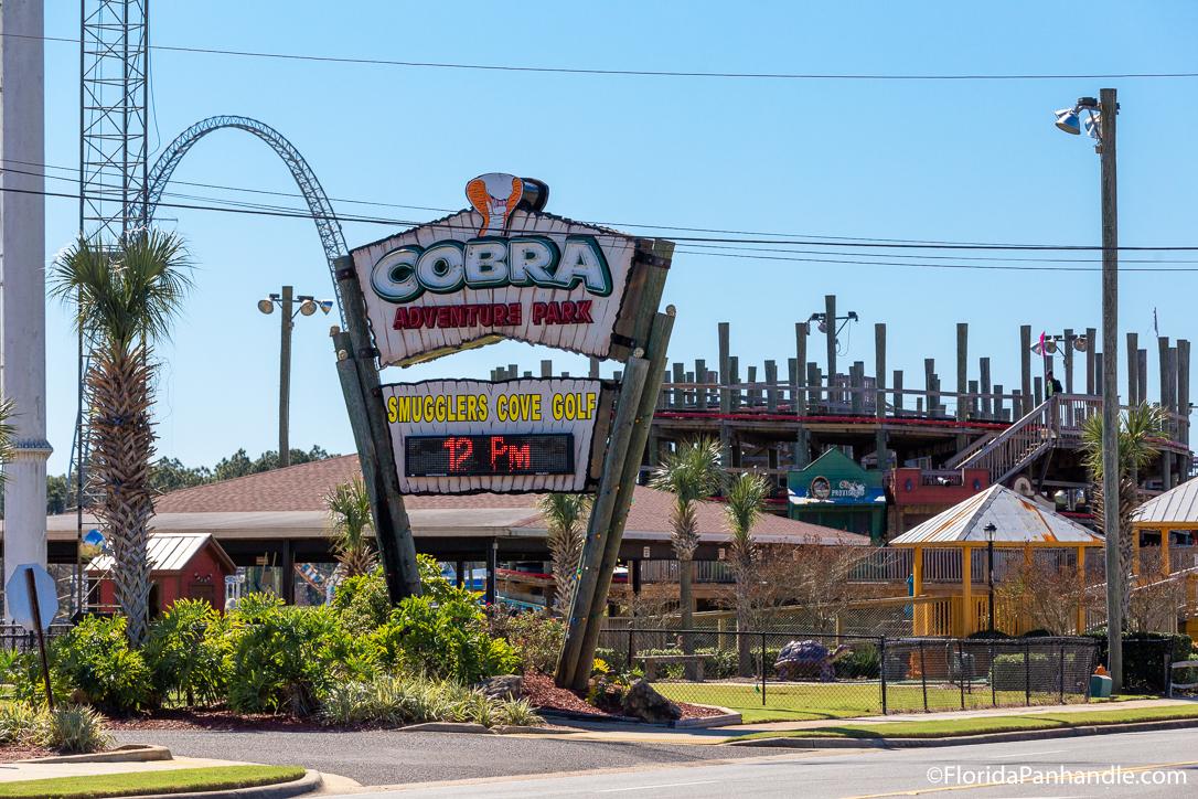 Panama City Beach Things To Do - Cobra Adventure Park - Original Photo