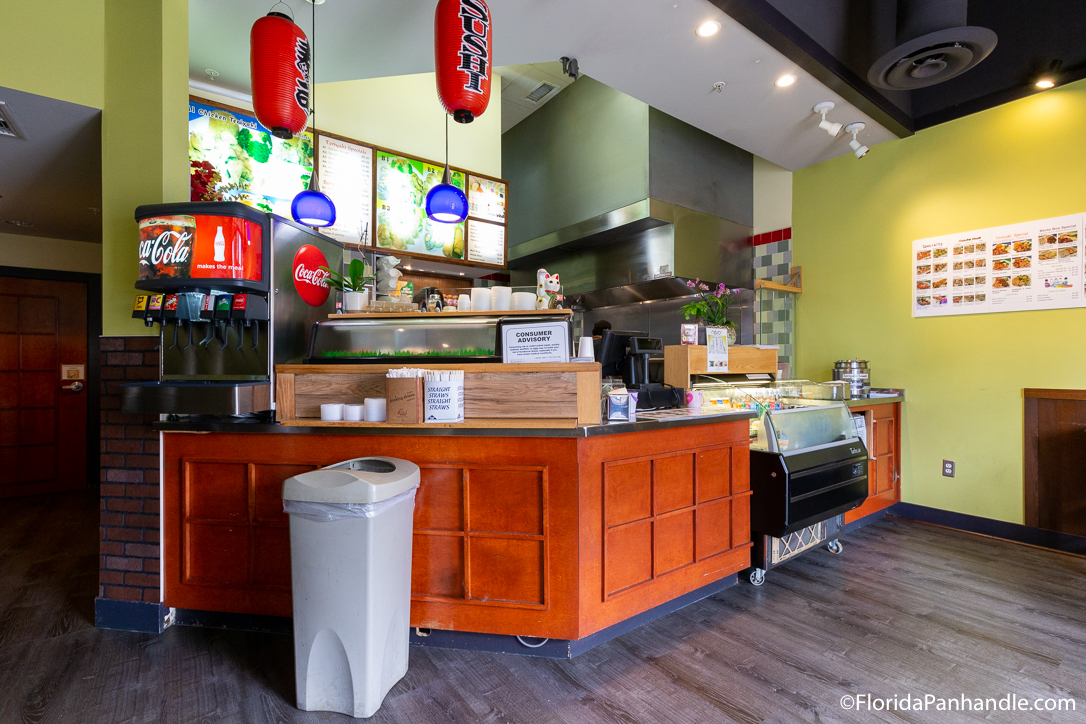 Panama City Beach Restaurants - Hana Japan - Original Photo