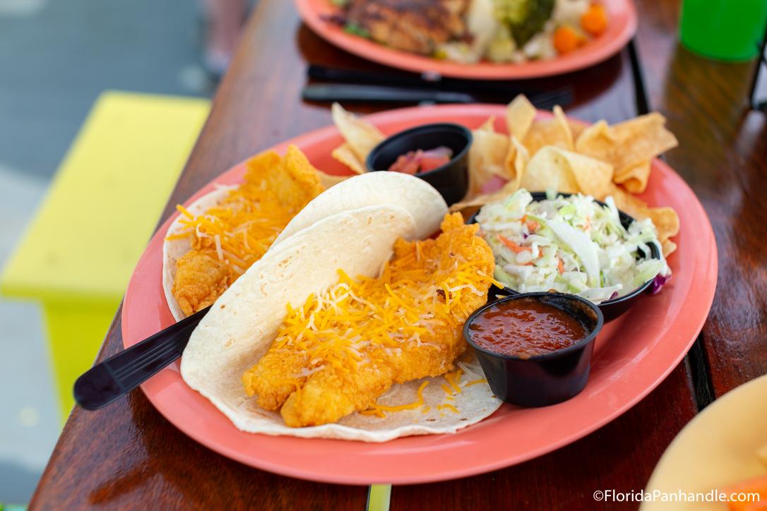 Panama City Beach Restaurants - Hook'd Pier Bar & Grill - Original Photo