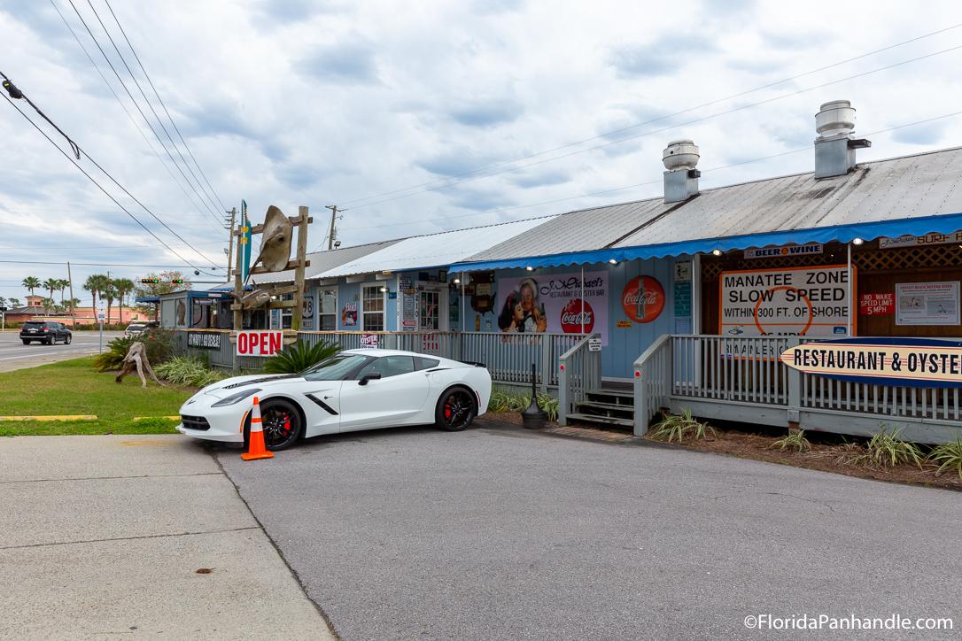 Panama City Beach Restaurants - J. Michael's Restaurant - Original Photo