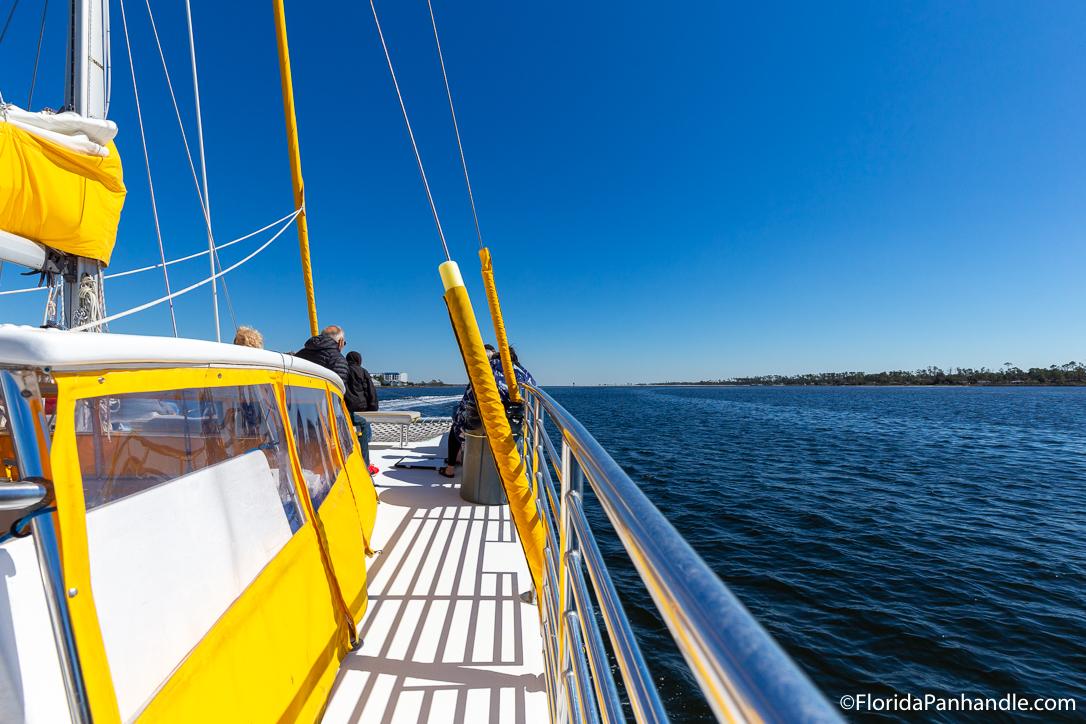 Panama City Beach Things To Do - Paradise Adventures Catamaran - Original Photo