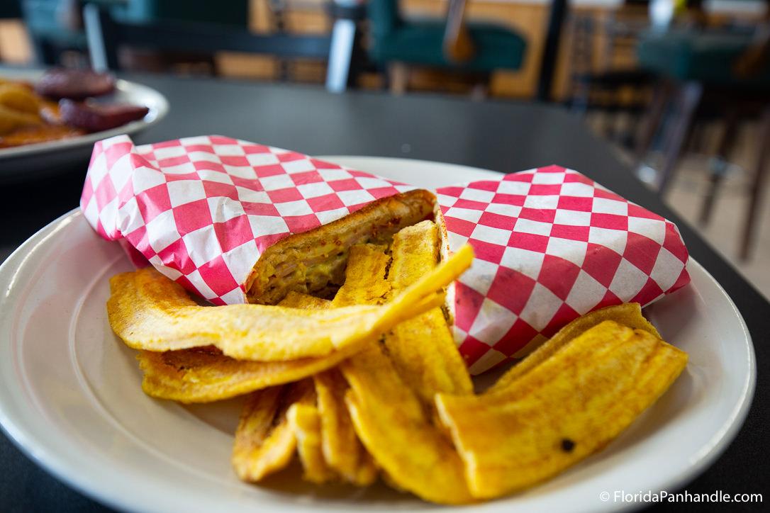Panama City Beach Restaurants - Boricuba Cafe - Original Photo