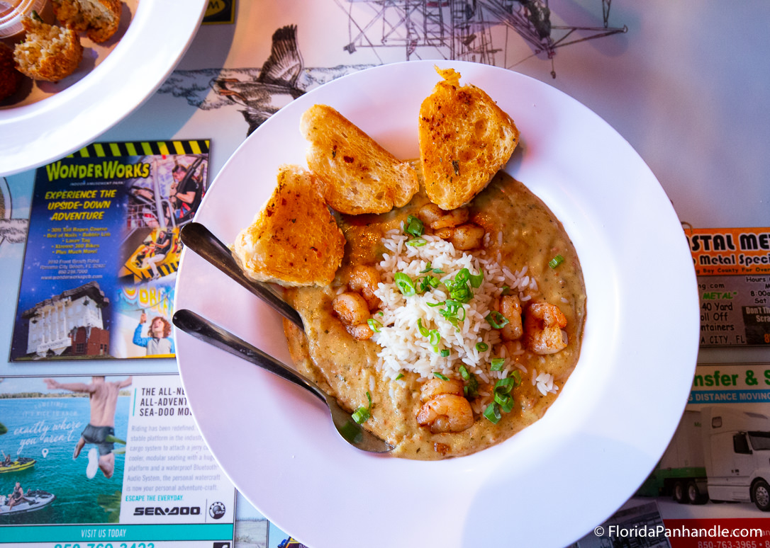 Panama City Beach Restaurants - Dat Cajun Place - Original Photo