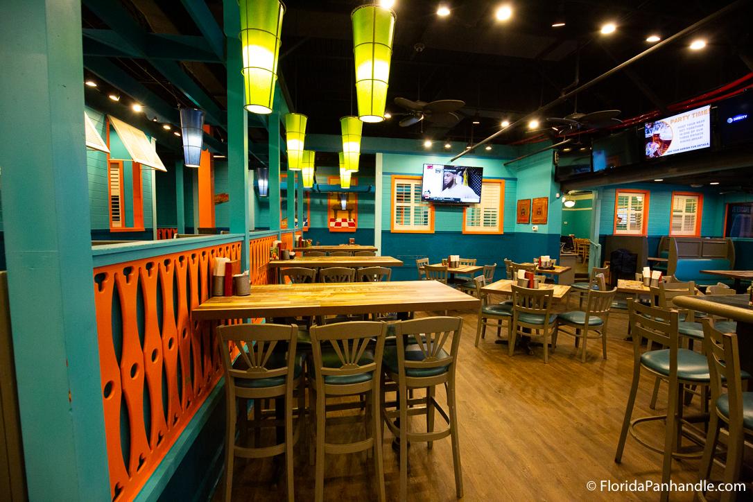 Panama City Beach Restaurants - Montego Bay Seafood House & Oyster Bar - Original Photo