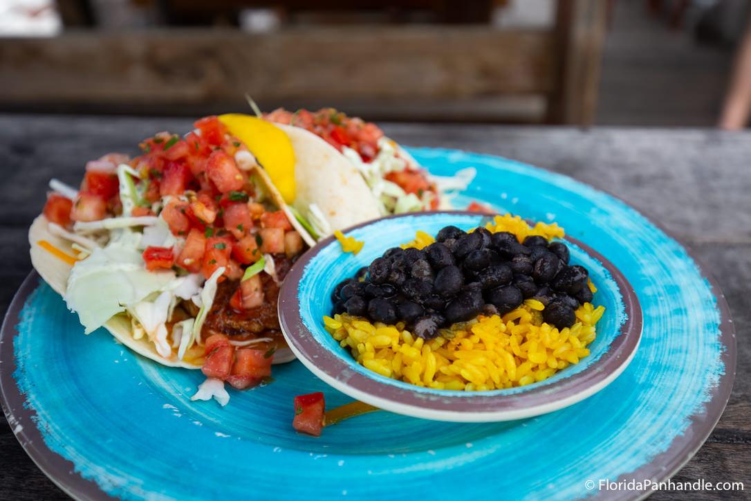 Panama City Beach Restaurants - Sharky's Beachfront Restaurant - Original Photo