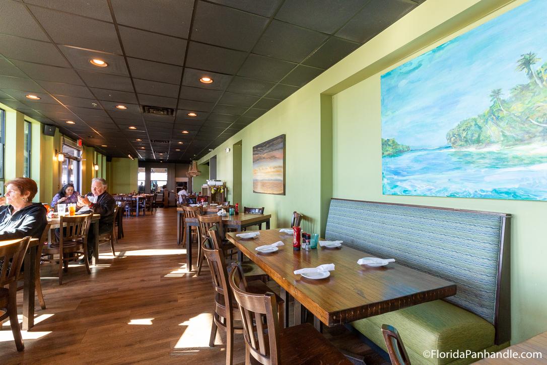 Panama City Beach Restaurants - Runaway Island - Original Photo