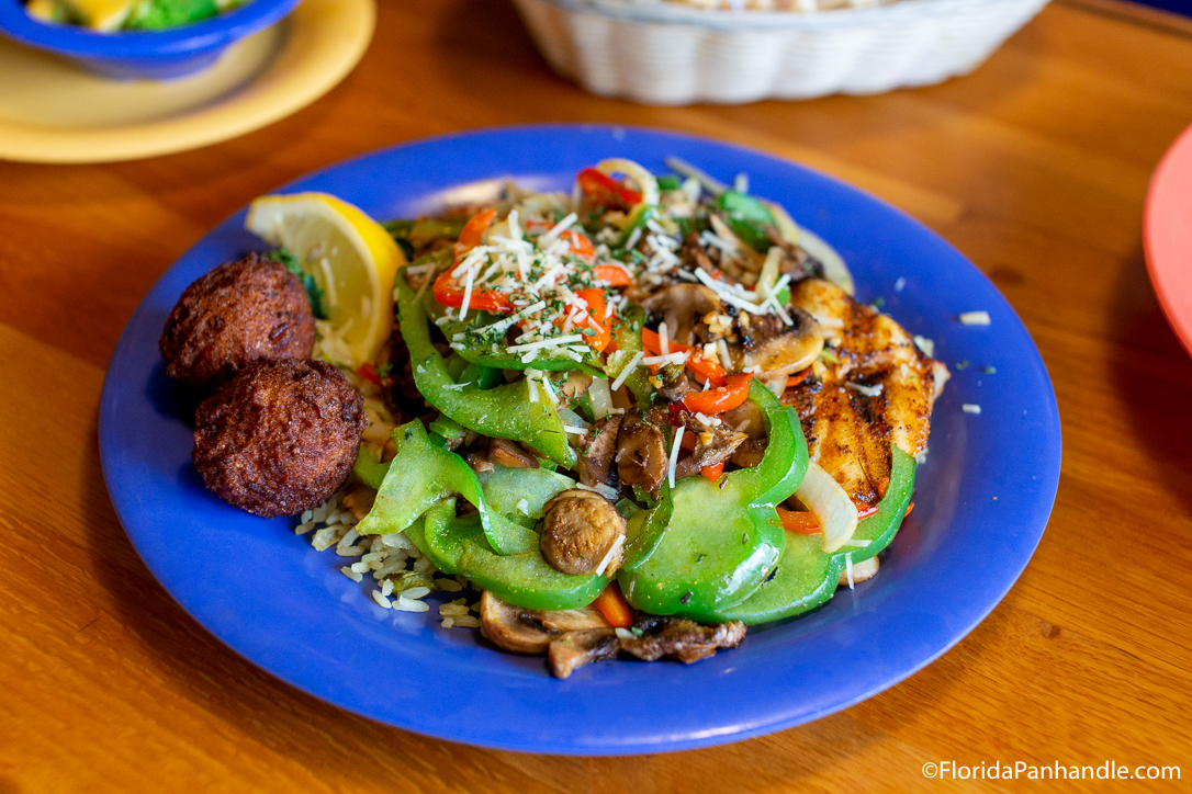 Panama City Beach Restaurants - Scampy's Seafood & Steaks - Original Photo