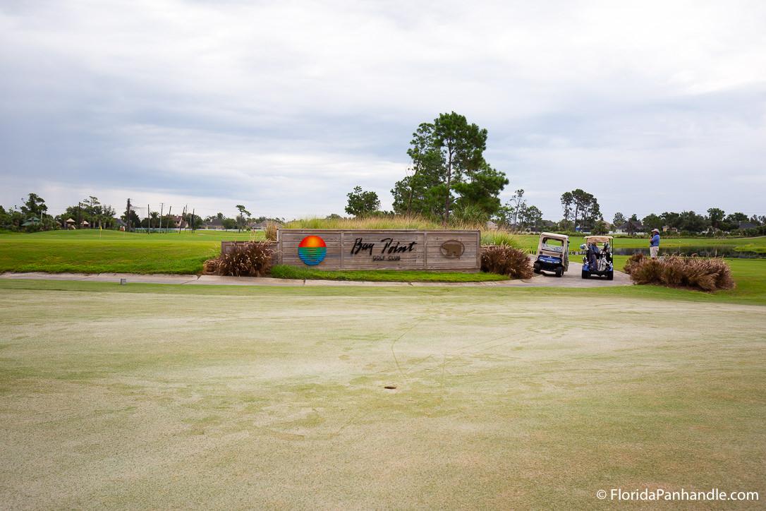 Panama City Beach Things To Do - Bay Point Golf Club - Original Photo