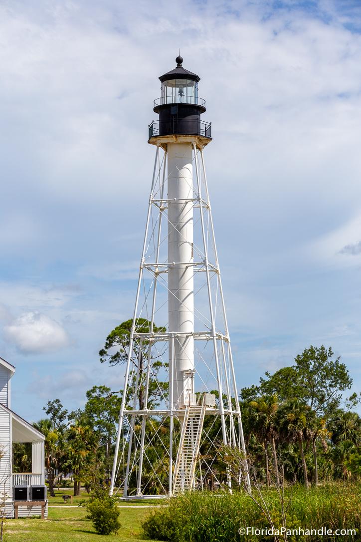 Cape San Blas Things To Do - Cape San Blas Lighthouse - Original Photo