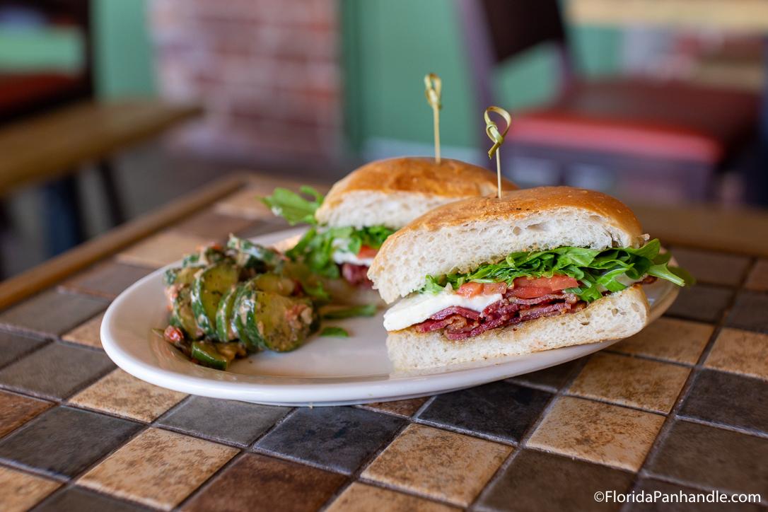 Cape San Blas Restaurants - Joe Mama's Wood Fired Pizza - Original Photo