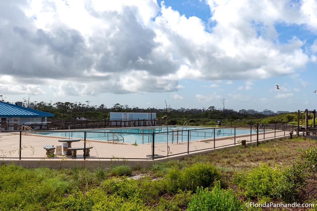 Cape San Blas Things To Do - William J Rish Park - Original Photo