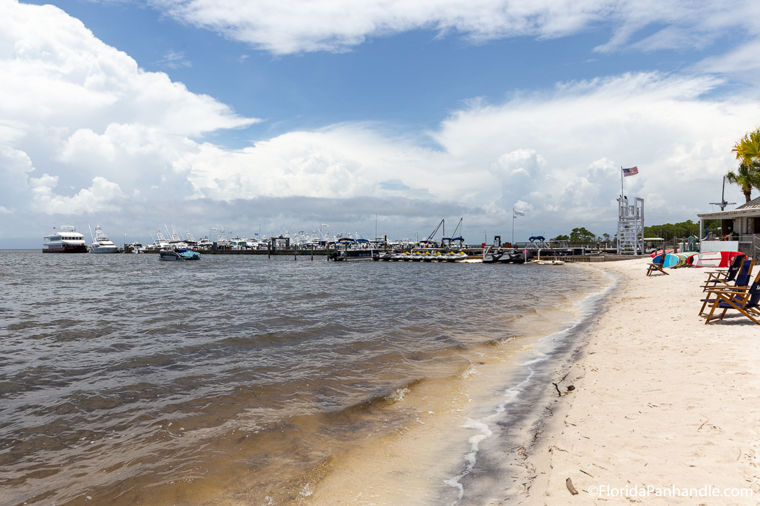 Destin Things To Do - Baytowne Marina - Original Photo
