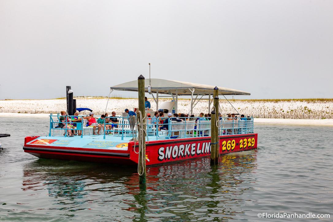 Destin Things To Do - Destin Snorkel - Original Photo