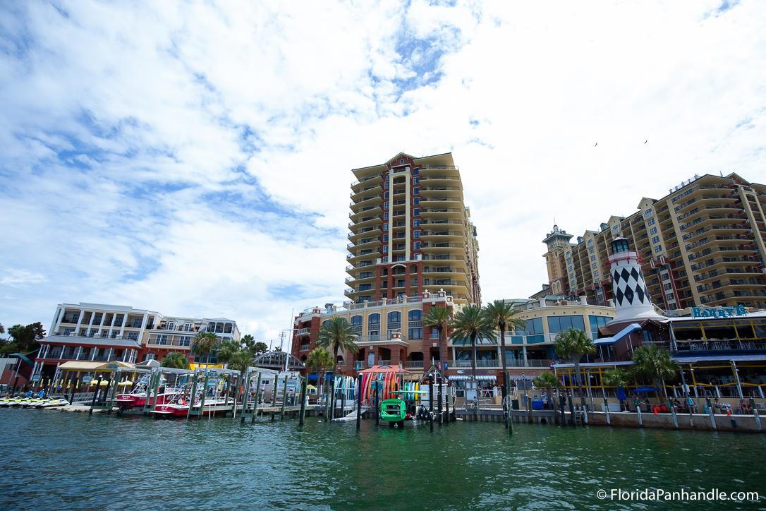 Destin Things To Do - Destin Harbor - Original Photo