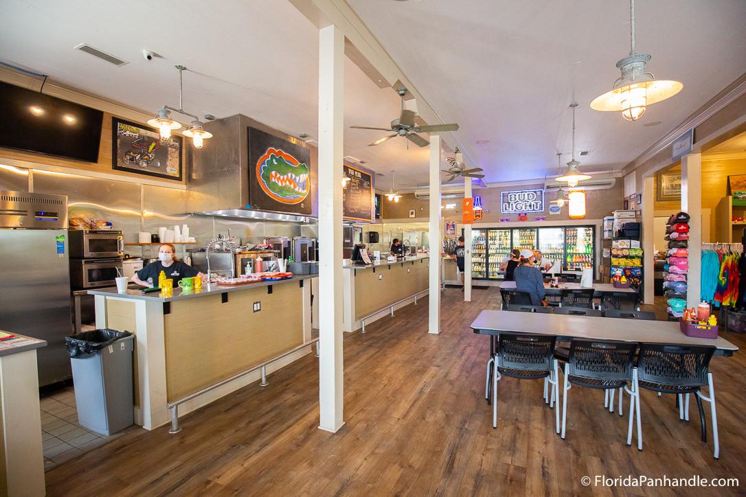 Cape San Blas Restaurants - Indian Pass Raw Bar - Original Photo