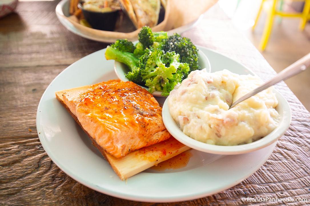 Cape San Blas Restaurants - Krazyfish Grille - Original Photo