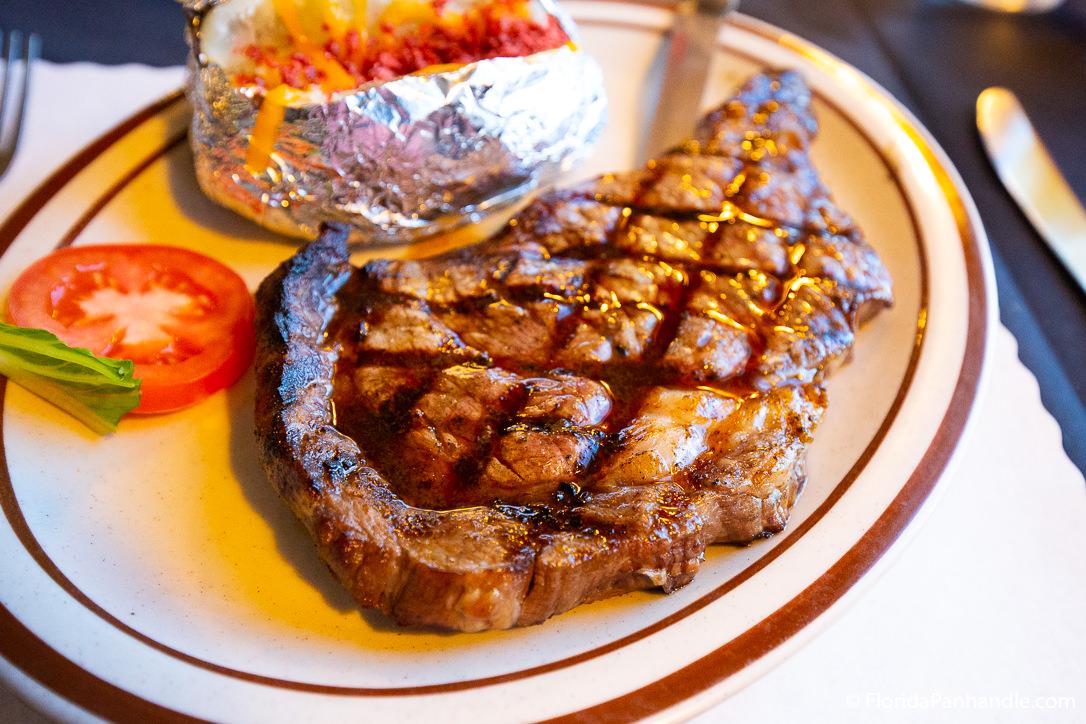Cape San Blas Restaurants - Ronnie B's Steak and Seafood - Original Photo
