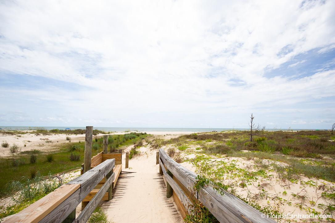 Cape San Blas Things To Do - Salinas Park - Original Photo
