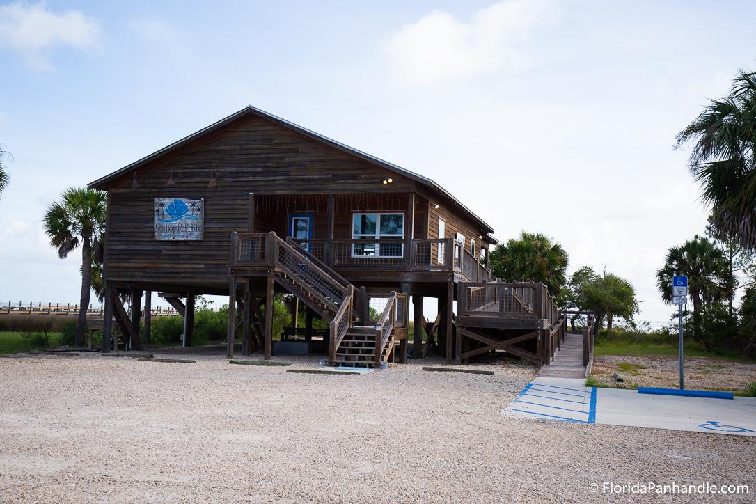Cape San Blas Restaurants - Scallop RePUBlic - Original Photo