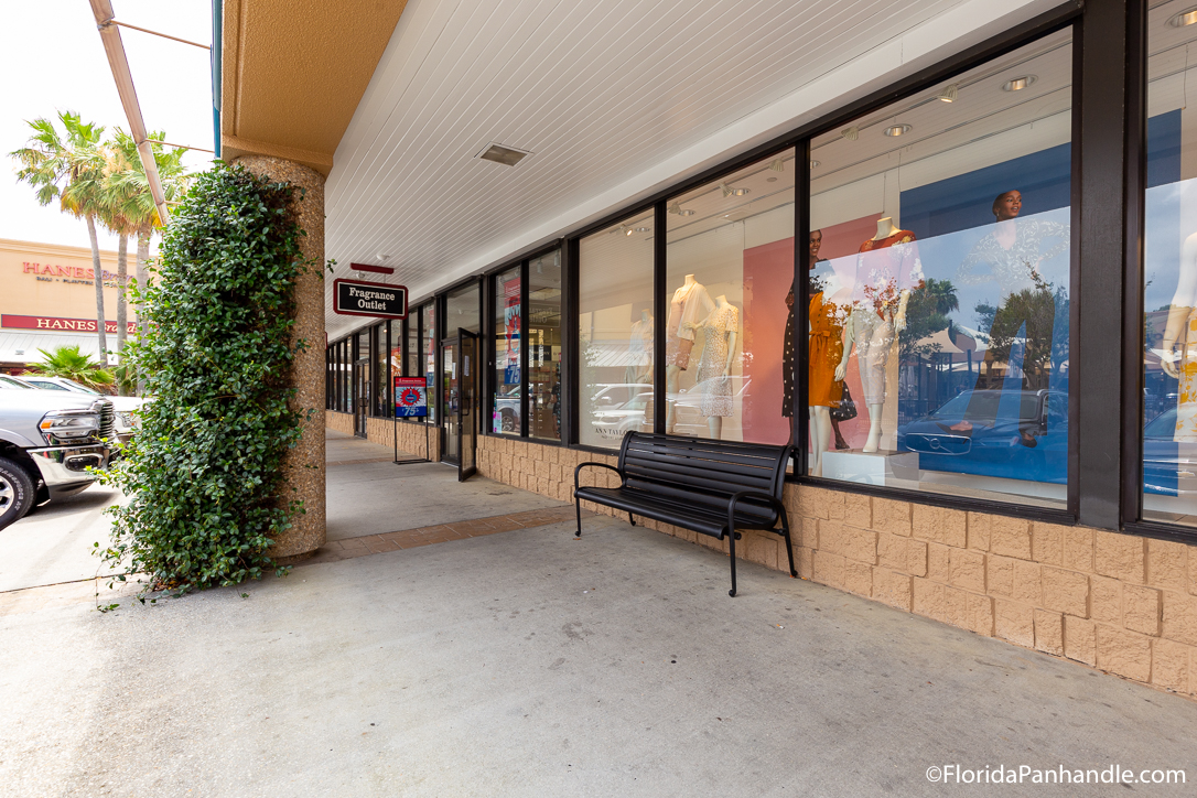 Destin Things To Do - Silver Sands Premium Outlets - Original Photo