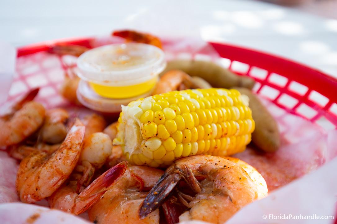30A Restaurants - Shrimp Shack - Original Photo